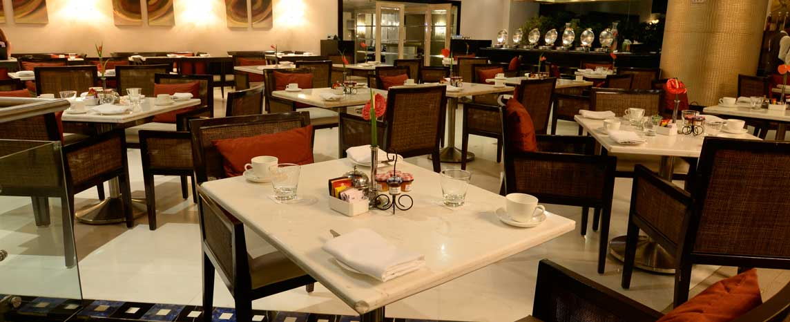 five star restaurants in bangalore - zuri whitefield