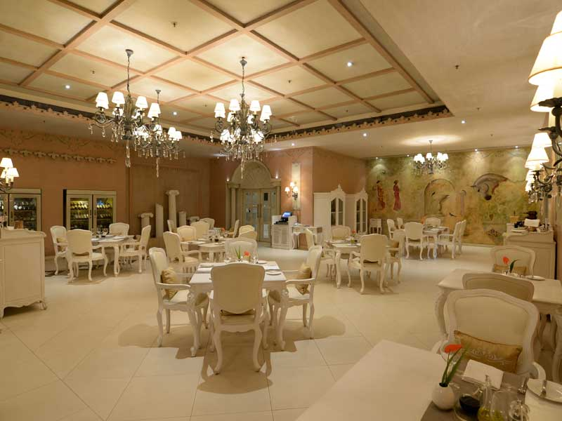italian restaurants in bangalore - zuri whitefield