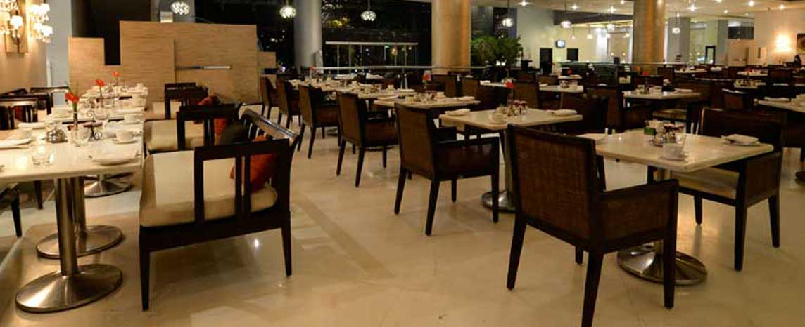 karibu restaurant at zuri whitefield, bengaluru