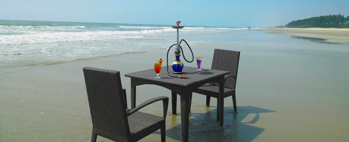the zuri white sands, goa resorts and casino