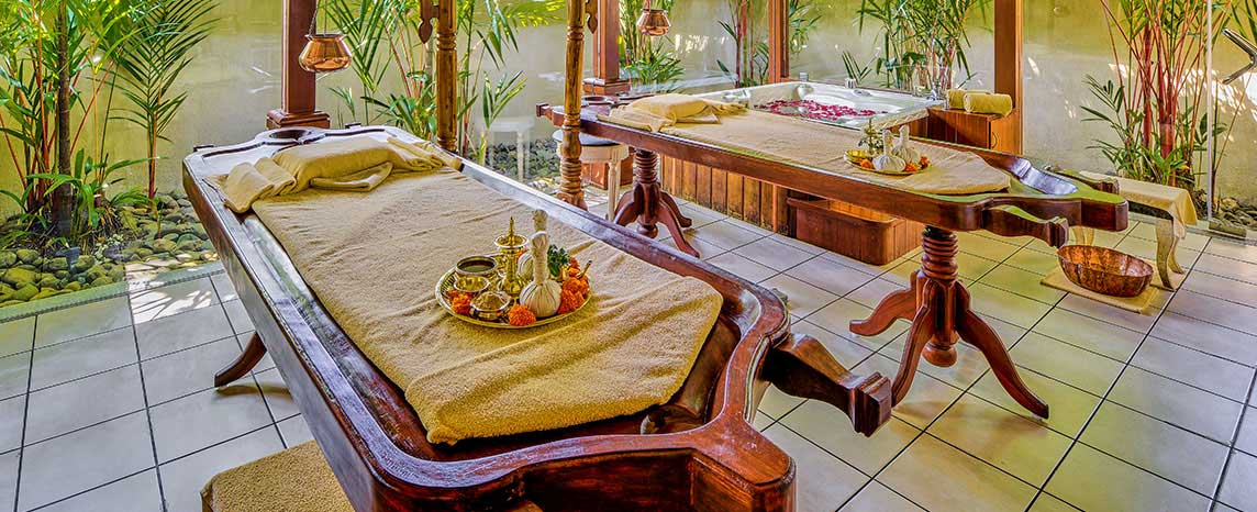 ayurvedic spa resorts kumarakom