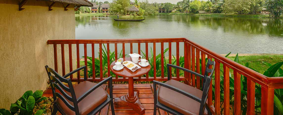 five star resorts in kerala - zuri kumarakom