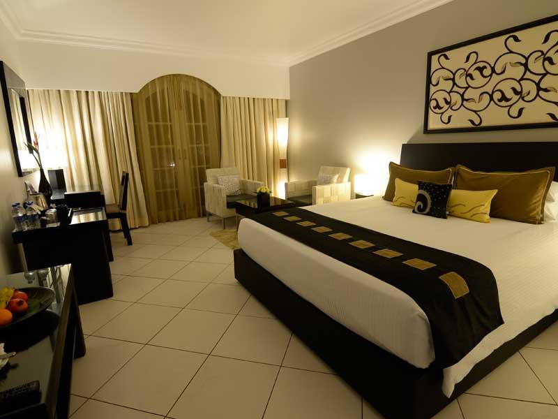 luxury delux room in goa - zuri whitesands