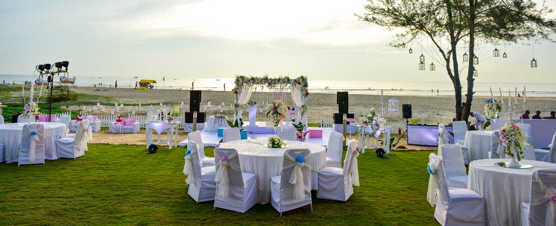 wedding venues in goa at zuri white sands