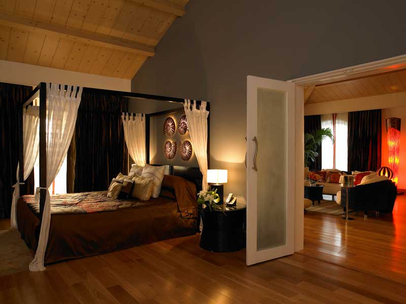 executive suite at zuri white sands, goa