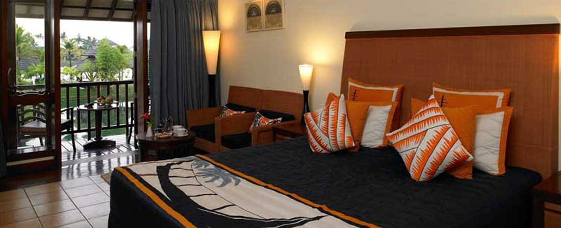 deluxe rooms in kumarakom by zuri hotels & resorts