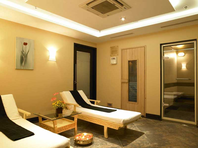 spa hotels in bangalore - zuri whitefield