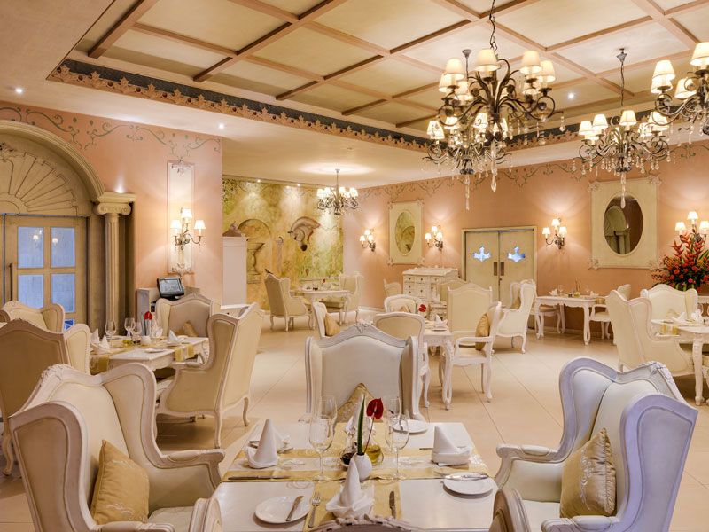 best italian restaurants in bangalore - zuri whitefield