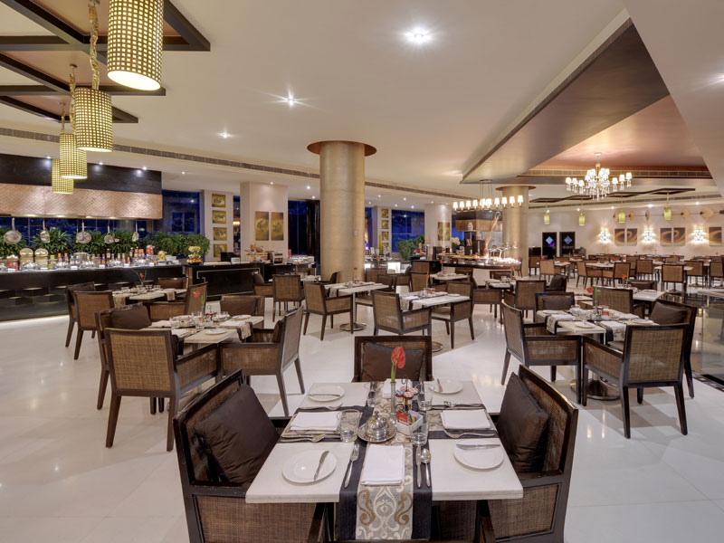 multicuisine restaurant in bangalore - zuri whitefield
