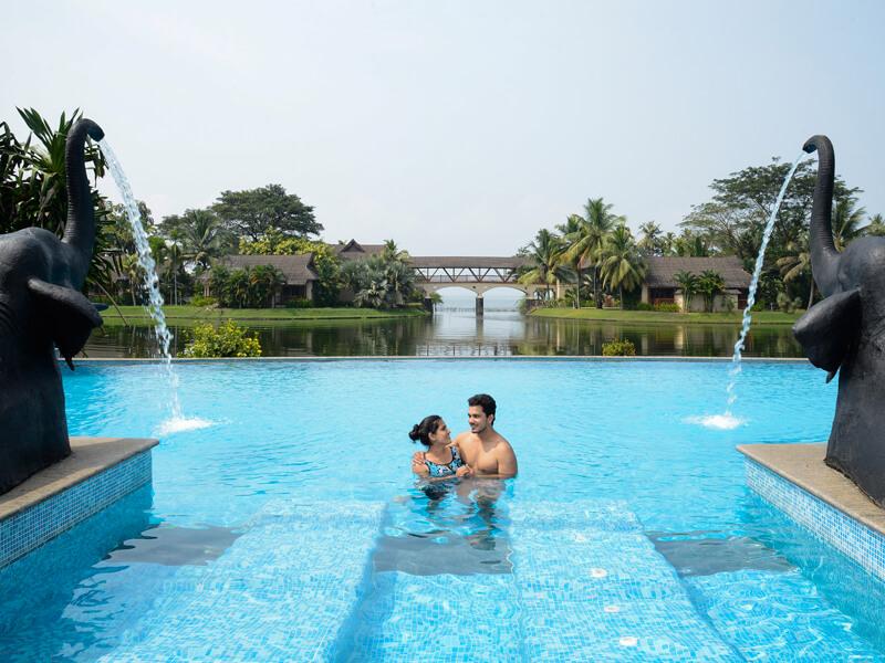 stay longer discounts at zuri kumarakom resort